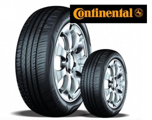 Pneu Continental - Imagem